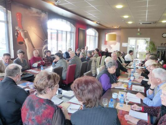 Assemblée de secteur Alsace Lorraine et Champagne Ardenne (2)