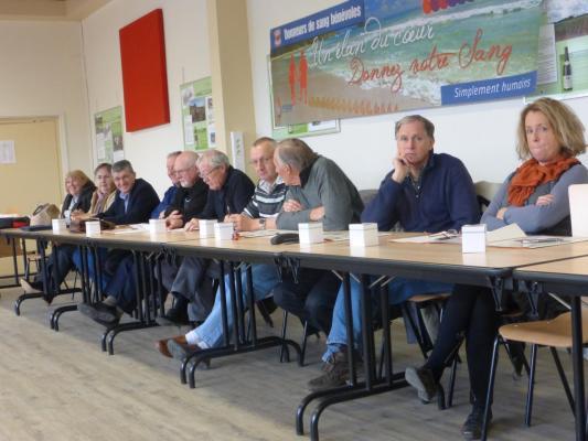 Assemblées de secteur Bougogne Franche Comté (2)