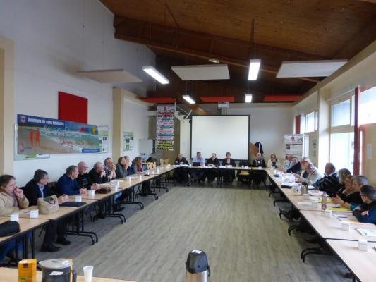 Assemblées de secteur Bougogne Franche Comté (3)