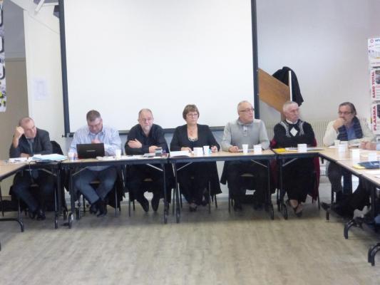 Assemblées de secteur Bougogne Franche Comté (4)