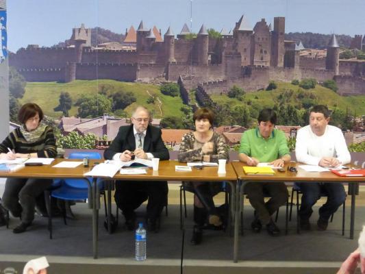 Assemblées de secteur Midi Pyrénées (3)