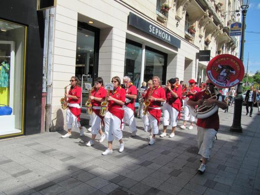 LOIRET (45) sensibilisation à Orléans : 326 donneurs