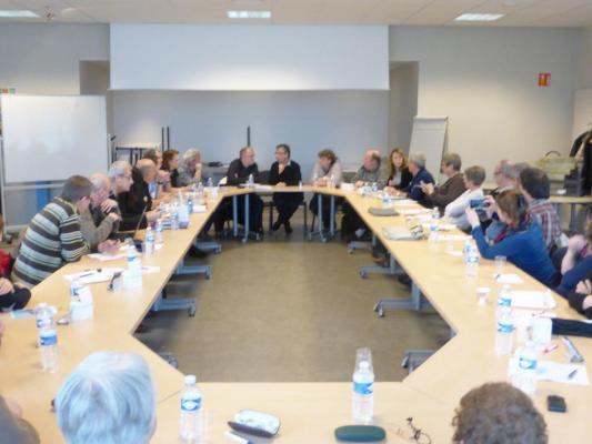 Assemblée de secteur Bretagne Pays de la Loire