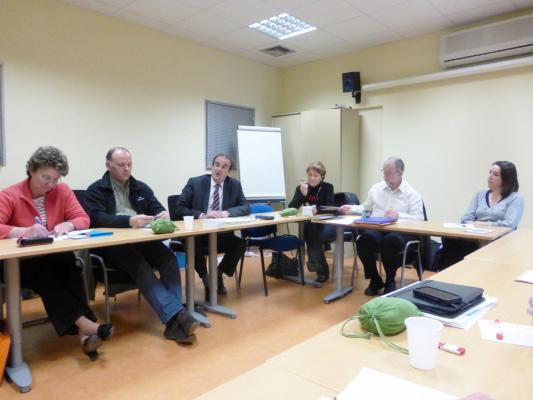 Assemblée de secteur Auvergne Limousin