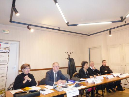 Assemblée de secteur Aquitaine
