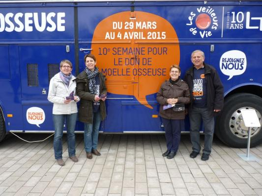 Bus moelle osseuse 420