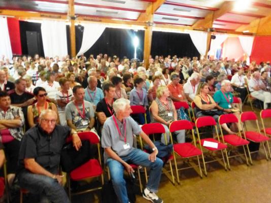 Congres strasbourg