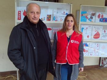 Maire de petreto et pascale ceccaldi fevrier 2019