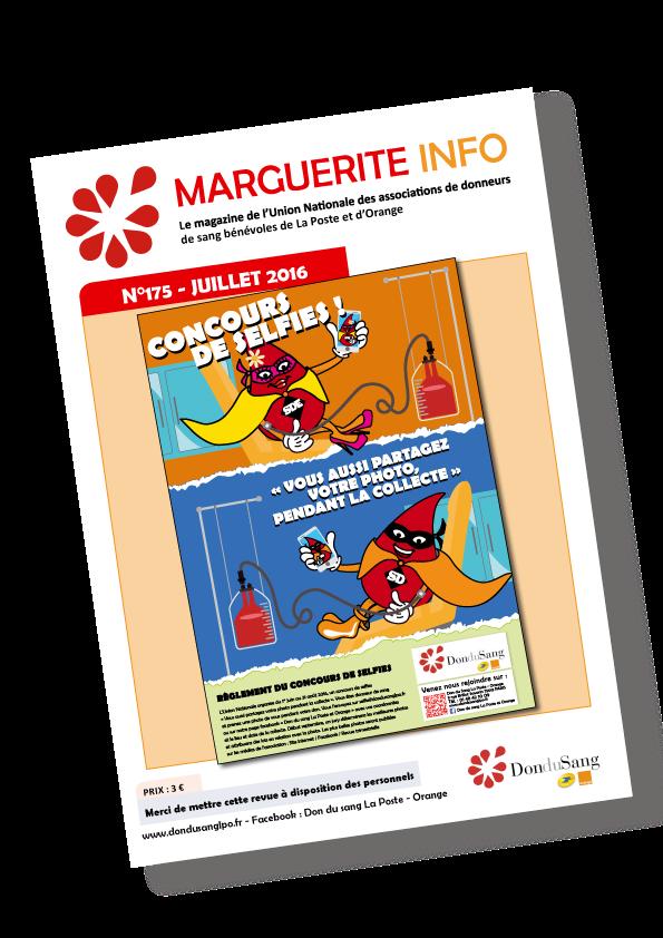 Marguerite info juillet 2016 n 175